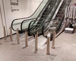 stolbik 102mm ogranichitel escalator